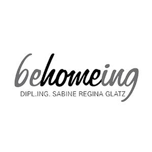 Werbeagentur Layoutriot referenzen: behomeing logo