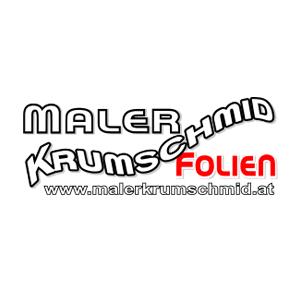 Werbeagentur Layoutriot referenzen: malermeister krumschmid logo