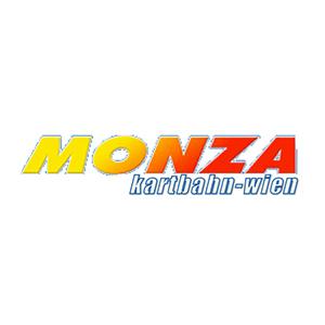 Werbeagentur Layoutriot referenzen: monza kartbahn logo